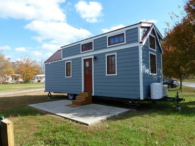 Photo for Rose & Crown ~ A Tiny House!