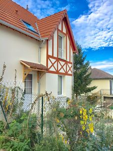 Photo for Villers sur Mer: 2 hours from Paris - 6 people - near the center and beaches - 6 km Deauville