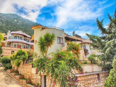 Photo for Villa With Private Pool Overlooking Kalkan Bay