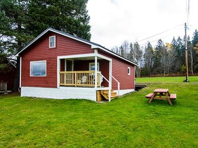Photo for Small cabin just minutes from downtown Rangeley