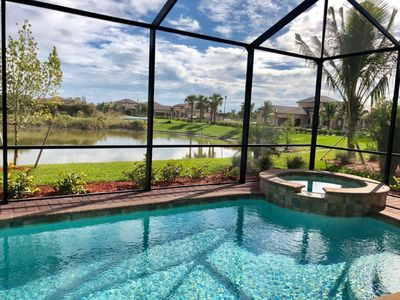 Photo for Private Pool and Jacuzzi Home At Bonita National