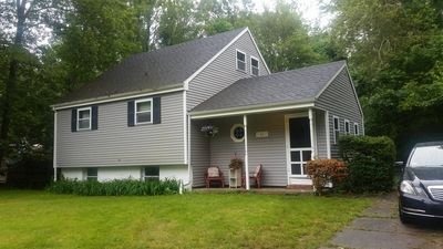 Photo for Charming & spacious Falmouth Home. Walk to Jenkins Pond Beach. Pet friendly.WiFi