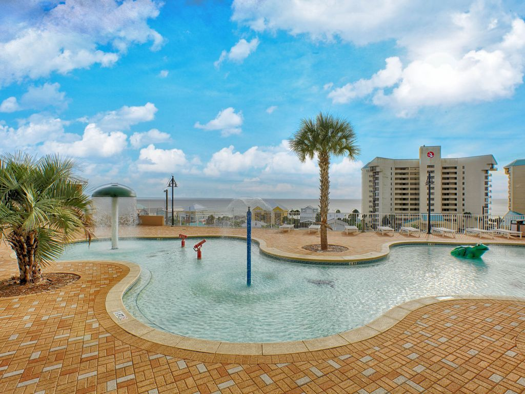Laketown Wharf Resort Condo Amenities Galore Great Location Book Now Panama City Beach Fl