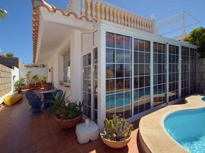 Photo for Holiday house Palm-Mar for 6 persons with 3 bedrooms - Holiday house