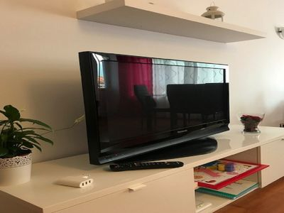 Photo for Central, bright apartment, wifi, VUT, Posada de Llanes, 6Pax,