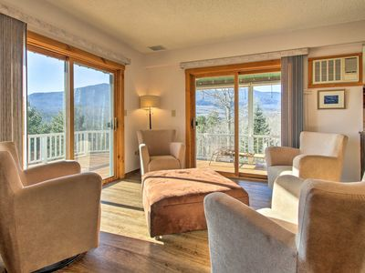 Photo for North Conway Condo w/Hot Tub - Near Storyland!