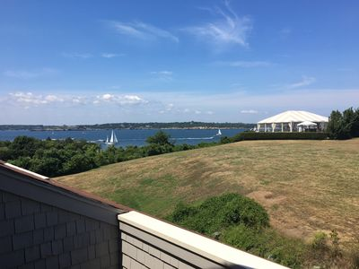 Photo for Located on 20 acres overlooking Narragansett Bay
