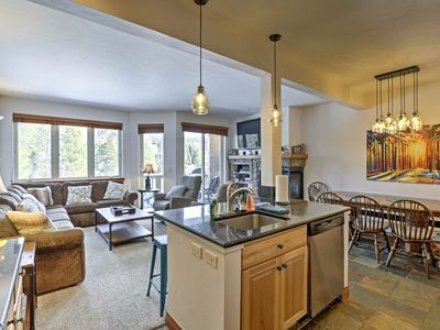 Photo for Winter Park Condo w/Hot Tub & Shuttle-Walk to Town