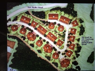 Photo for Sun Peaks - 2 Bedroom, 2.5 Bath, Ski In / Out, Townhouse, Trail's Edge 23, Bld H