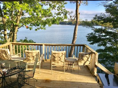 Photo for Great Family Lake House on Big Silver Lake