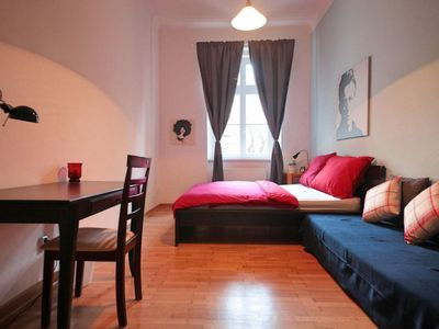 Photo for Apartment 733 m from the center of Prague with Lift, Internet, Washing machine (723955)