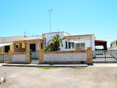 Photo for Villa POESIA from 8 to 12 places at 550 meters from the sea Lido Marini