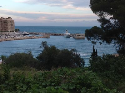 Photo for Spectacular Sea View Near Monaco