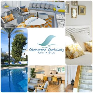 Photo for Yellow Jasper by Gemstone Getaway - The home away from home for 6 in Marbella