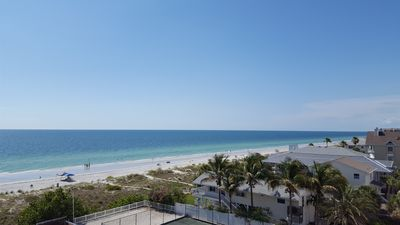 Photo for Great Beach Front *Pool *Jacuzzi *Grill *Free Wifi & Parking *AC *Tennis Court