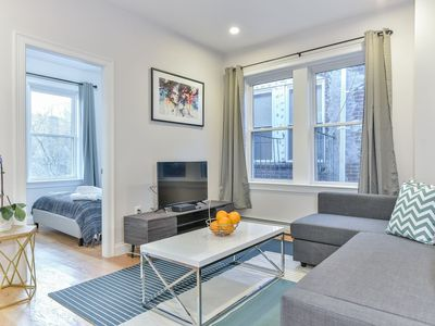 Photo for Modern 4BR/2BA Condo in North End by Domio