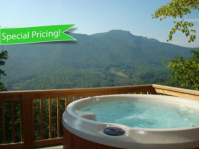 Photo for 1-2 Remember - Cozy home in Seven Devils with beautiful views of grandfather mountain!