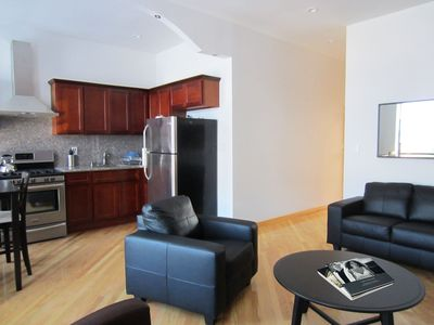 Photo for Amazing 2 BR Brownstone Apt.