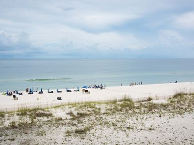 Photo for Come stay right on the water and across the street from Florabama!
