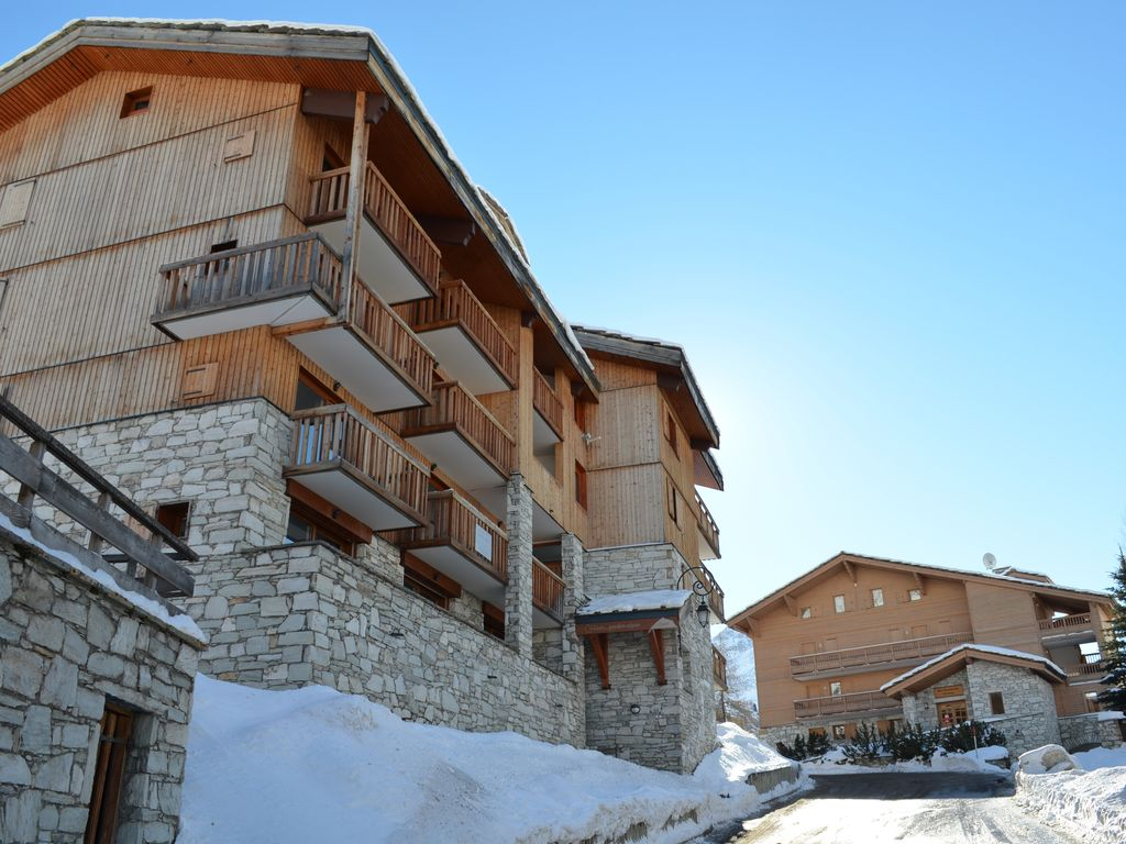 Appartement Palmerston avec Ski-in / Ski-out