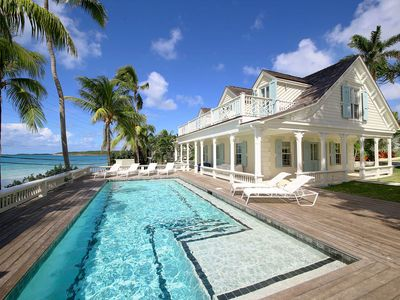 Photo for ✯Historic Harbourside Cottage w/ Private Pool, offering Gorgeous Views!✯