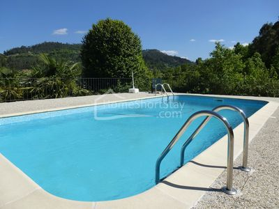 Photo for House on a farm with pool