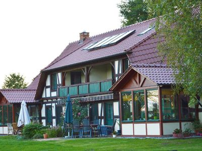 Photo for Holiday apartment Sehlen for 2 - 5 persons with 3 bedrooms - Holiday apartment in one or multi-famil