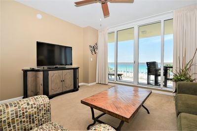 Silver Beach Towers West 305 - Living Area