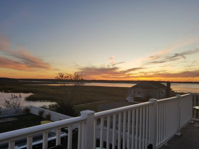 Photo for Come Experience Famous Plum Island Sunsets from this Waterfront Gem!