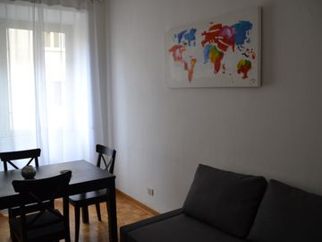 Lovely apartment quiet and central area Parioli