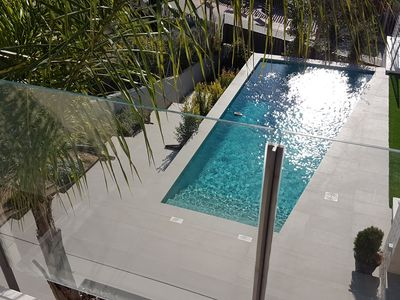 Photo for Villa Deluxe with private pool next to BCN