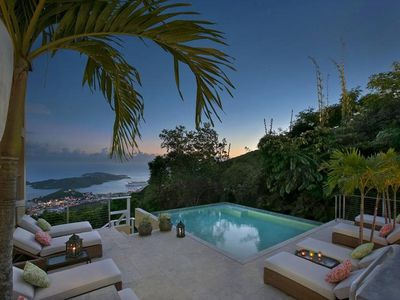 Photo for Outrigger House - Luxury Villa in St. Thomas