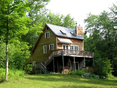 Photo for Beautiful Vermont Vacation Cottage with a View near Mt. Snow