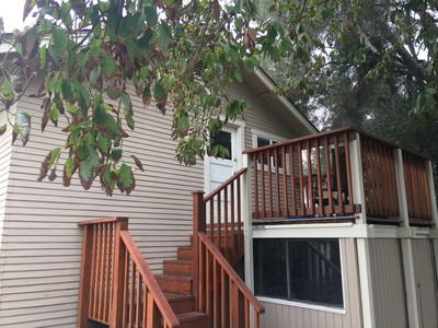 Photo for Cozy apartment located walking distance from beautiful downtown Glendora, CA.