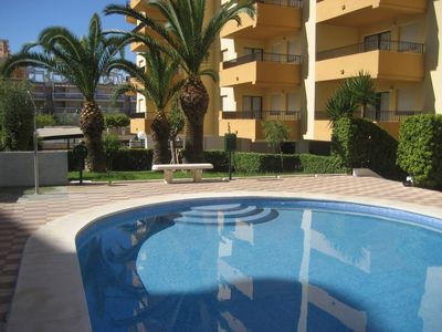 Photo for TAMARIS 6ºB - Apartment for 5 people in Xeraco Playa