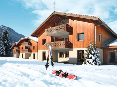 Photo for Apartment Le Domaine du Grand  in Samoens, Haute - Savoie - 8 persons, 3 bedrooms
