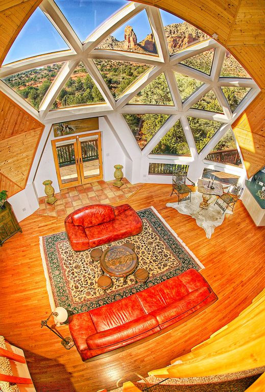 Dome Home Design Ideas: Dec Dates Open!! Stunning Sedona Geo Dome R...