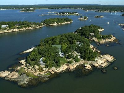 Photo for 11 Bedroom Home on Pot Island for Family,  Re-Unions, Retreats