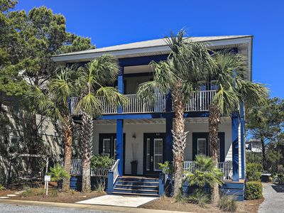 Photo for Happy Hour - 1232970: 4  BR, 3  BA House in Rosemary Beach, Sleeps 11