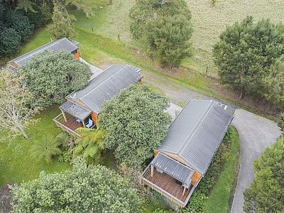 Photo for The Cowshed Wairoro Park - Russell Holiday Home
