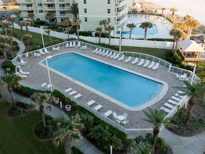 Photo for Outstanding gulf view with corner unit 3 bedroom 2 bath