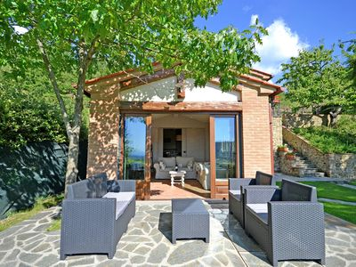 Photo for Enticing Holiday Home in Cortona with Pool
