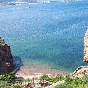 Photo for Nice / Cannes / Theoule sur mer seafront 1 bedroom Apt