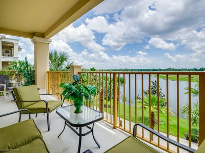 Photo for Private, light and breezy vacation relaxation await in this 3-bedroom condo.