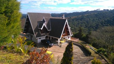 Photo for House with 05 Suites - High Mountain, Beautiful View, Nature and Tranquility