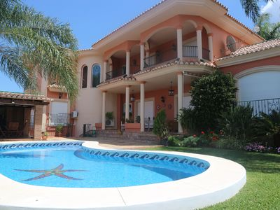 Photo for Villa Elísabeth with private and heated pool. Ideal for families