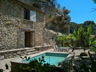 Photo for HOUSE IN ROCHE EN PROVENCE 6 pers