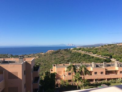 Photo for Spain Andalusia Penthouse Private Residence with Pool Panoramic Sea View