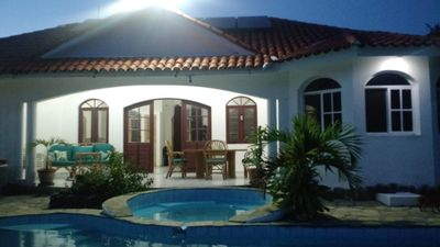 Photo for Villa with private pool in Sosua facing El Choco National Park