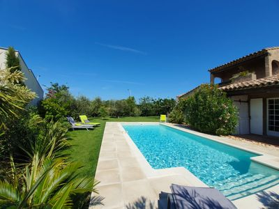 Photo for Vacation home Les Angevines in Morieres les Avignon - 6 persons, 3 bedrooms